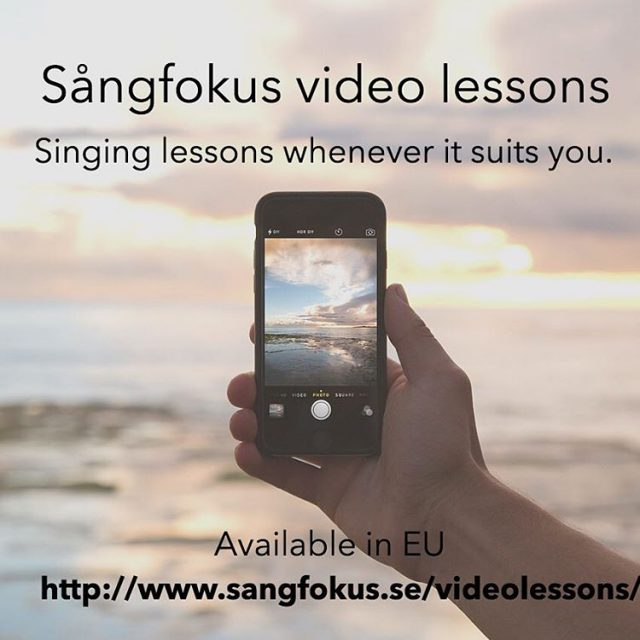 It has never been more flexible to take singing lessons!hellip